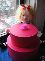 Eloise and hatbox giftset