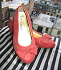 Eloise slippers at Christie's Auction